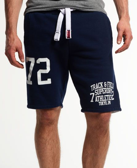 Superdry Pantalones cortos Trackster Sweat                              …