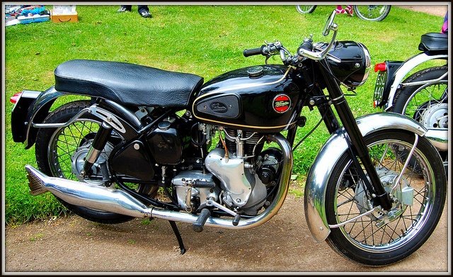 42 Best Images About Velocette Motorcycles On Pinterest