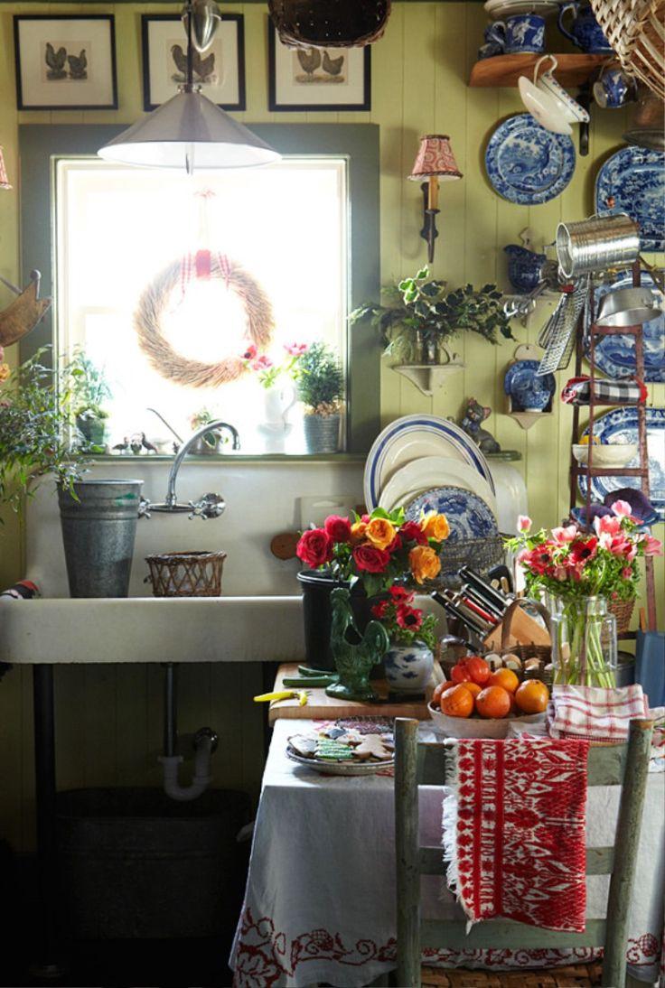 420 migliori immagini kitchen ideas su pinterest cucine for Piccoli piani casa hacienda