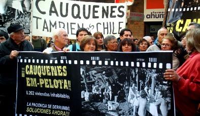 Manifestacion Cauquenes Em-Pelota