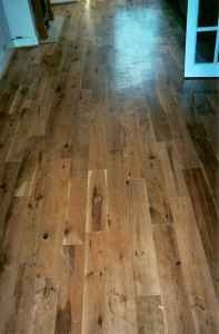 Red oak flooring and rustic on pinterest for Rustic red oak flooring