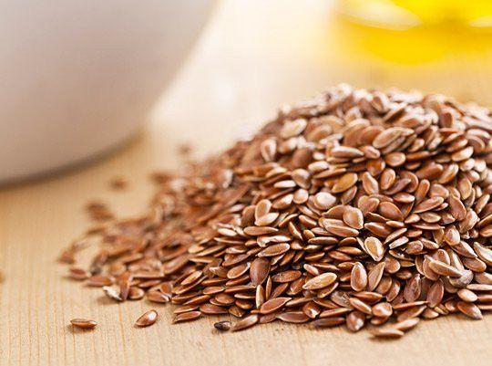 Flax Seed (Whole) 16 oz – Eternally Herbal