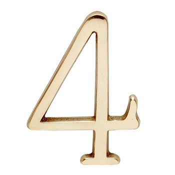 27 Best House Numbers And Signs Images On Pinterest