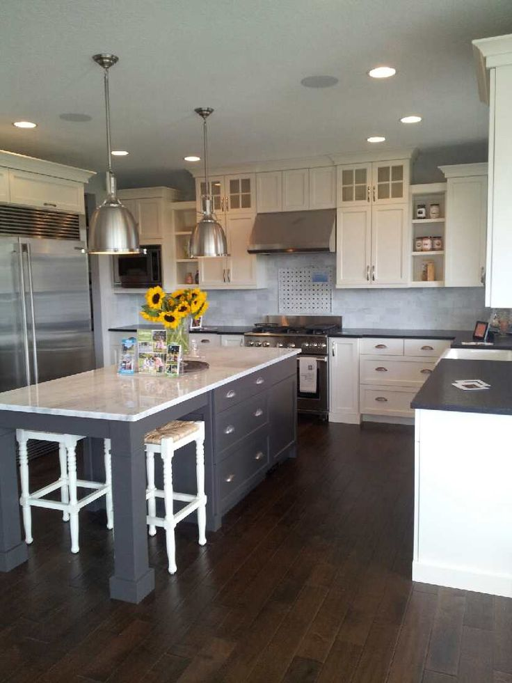 198 best images about kitchen island upgrade project on pinterest countertops traditional for Upgraded kitchen ideas