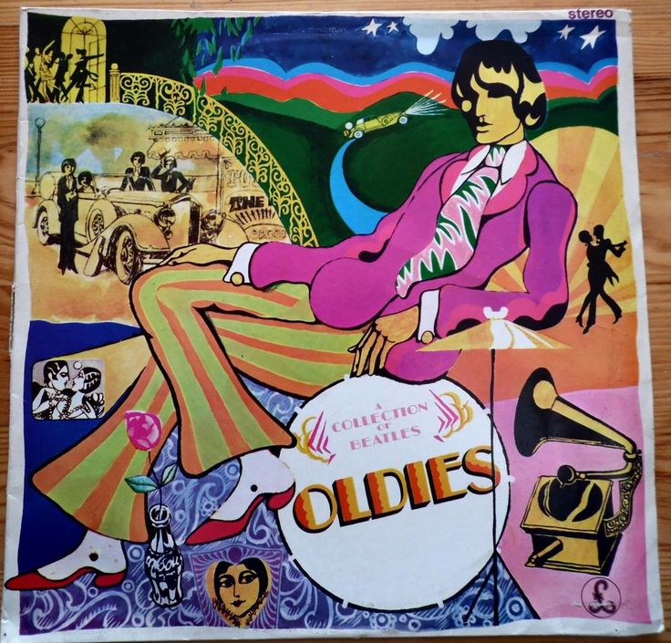 BEATLES Collection Of Oldies 1966 Portugal Issue Rare Vinyl Lp 33 Cl005 Free S&H   Music, Records   eBay!