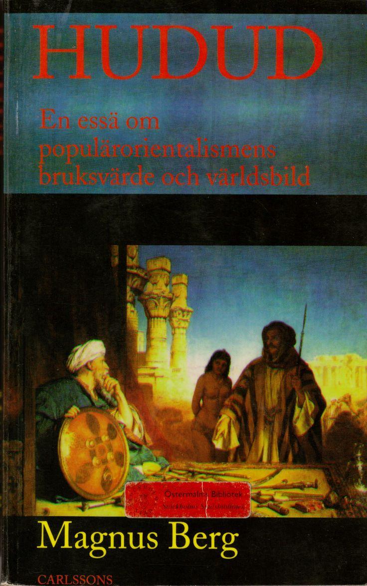 Hudud av Magnus Berg