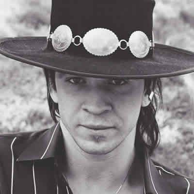 Stevie Ray Vaughan - one of the greatest guitar players ever