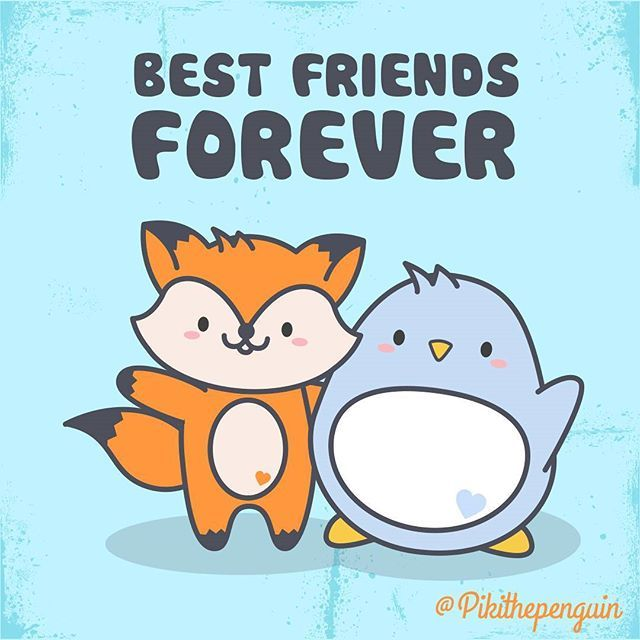 Piki and his best friend Fixi.   #Piki #Fixi #pikithepenguin  #fixithefox #penguins #fox #foxy #bestfriends #bestfriend #bestfriendsforever #share #friends #penguinslover #foxlove #lovefox #animals #kawaii #kawai #cute #picsart #picoftheday #instagram #pusheen #molang  #kakaofriends #linefriend  #linecreator #character #characterdesign #vector