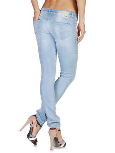 Womens Diesel Outlet Jegging Jeans LIVIER 0067K