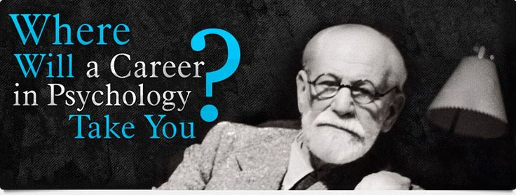 This website shows career pathways in the world of psychology.