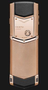 Vertu Signature & Signature Precious - luxury phones from Vertu