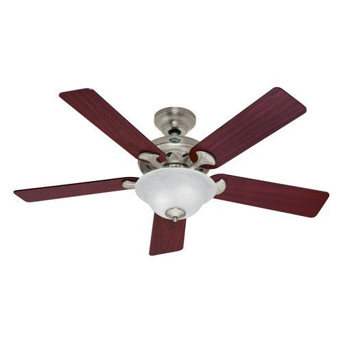 135 best indoor ceiling fans images on pinterest techos hoja y best price hunter 22451 brookline 52 inch ceiling fan with 5 maplecherry blades aloadofball Choice Image