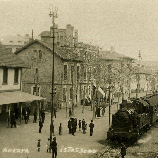Ankara Tren İstasyonu (1920)