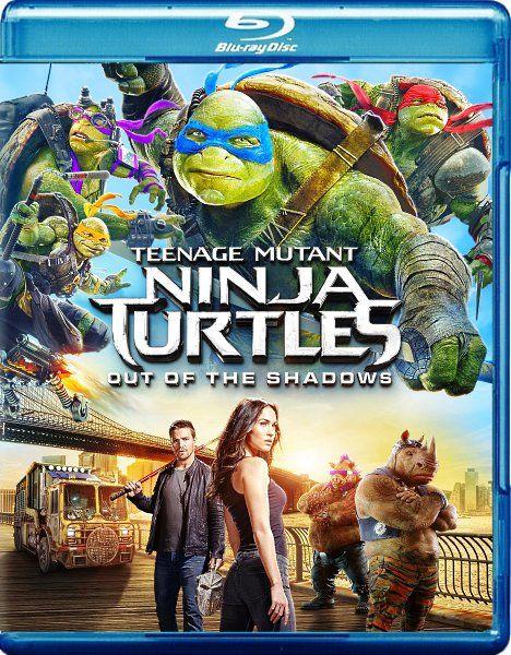Черепашки-ниндзя 2 / Teenage Mutant Ninja Turtles: Out of the Shadows (2016/BDRemux/BDRip/HDRip/3D)  Над Нью-Йорком снова сгущаются тучи. Одной из серьезных угроз становится ученый Бакстер Стокман, трудящийся не ради блага человечества, но в интересах клана Фут. А где клан Фут, там поблизости и Шреддер. Черепашки-ниндзя и Эйприл О'Нил готовы бросить вызов злу, а поможет им в этом Кейси Джонс.