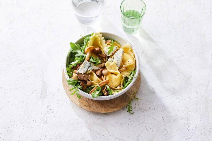 Onverwacht gasten? Maak verse gevulde eierpasta met pompoen en salie : chic Italiaans en zo klaar - Recept - Allerhande