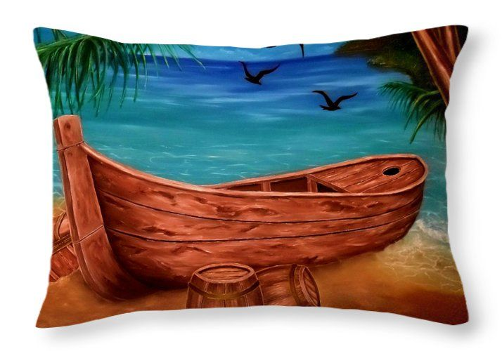 Throw Pillow,  home,accessories,sofa,couch,decor,cool,beautiful,fancy,unique,trendy,artistic,awesome,fahionable,unusual,gifts,presents,for,sale,design,ideas,nautical,blue,brown,marine,boat,piratic