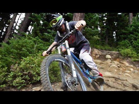 Tearing Up Whistler Bike Park - Freeride Mountain Biking - YouTube