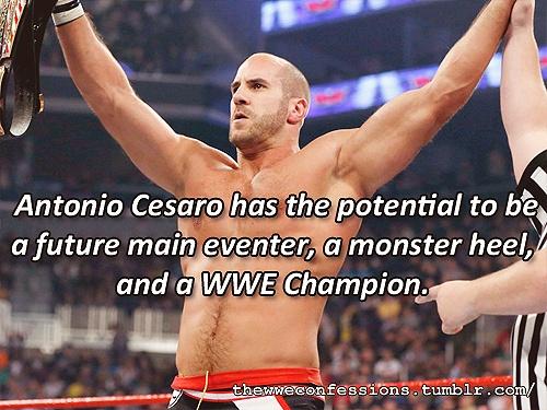 60 Best WWE Antonio Cesaro/Claudio Castagnoli Images On