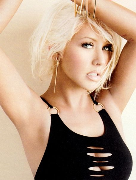 Christina Aguilera Maxim 2013 Shoot Fav Women
