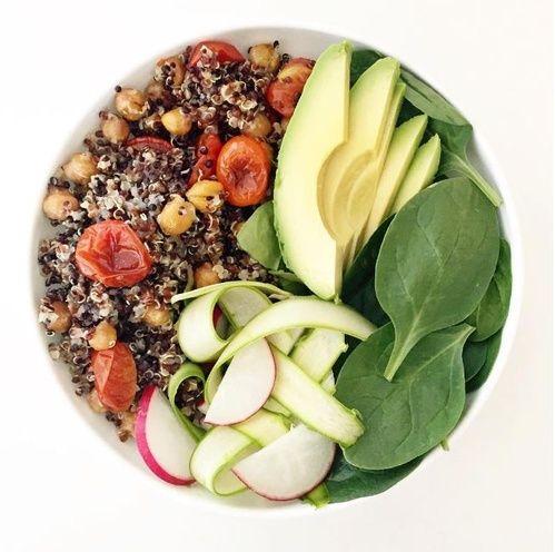 La healthy food facile