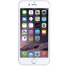 New Apple iPhone 6 128GB GSM FACTORY UNLOCKED Silver Smartphone