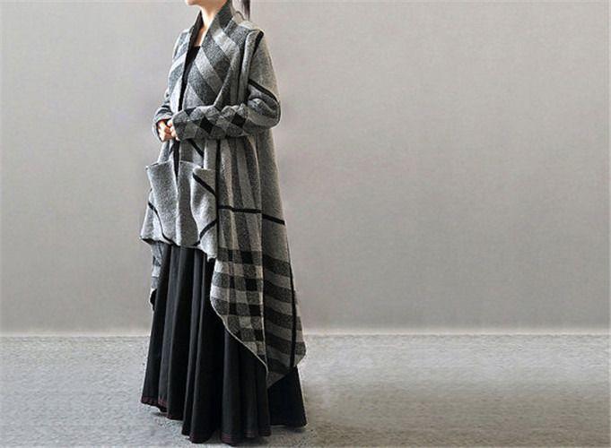 best 25 manteau femme gris clair ideas on pinterest. Black Bedroom Furniture Sets. Home Design Ideas