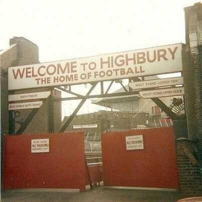 Highbury, The Home Of Football