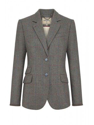 Shop Dubarry women's tweed jackets