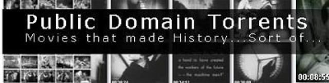 17 Places to Watch Free Movies Online: Public Domain Torrents