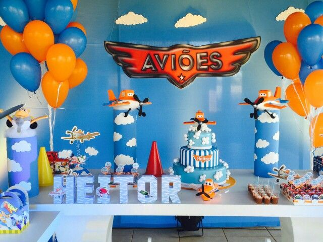 14 best Avies Cake images on Pinterest Disney planes cake Conch