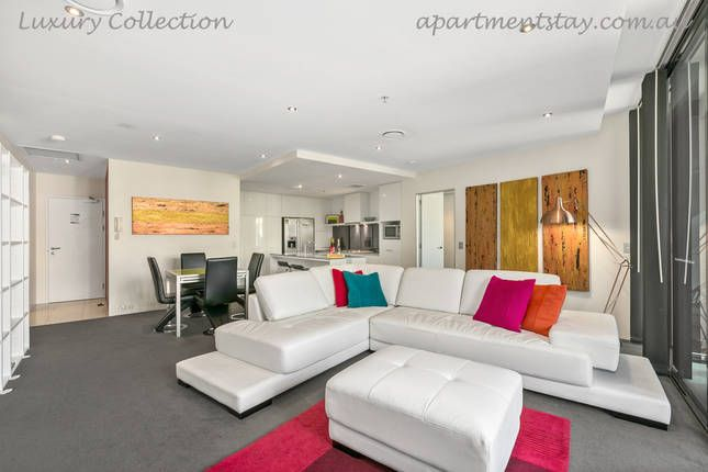 2bed 2 bath + Lux Spa Circle on, a Surfers Paradise Apartment | Stayz