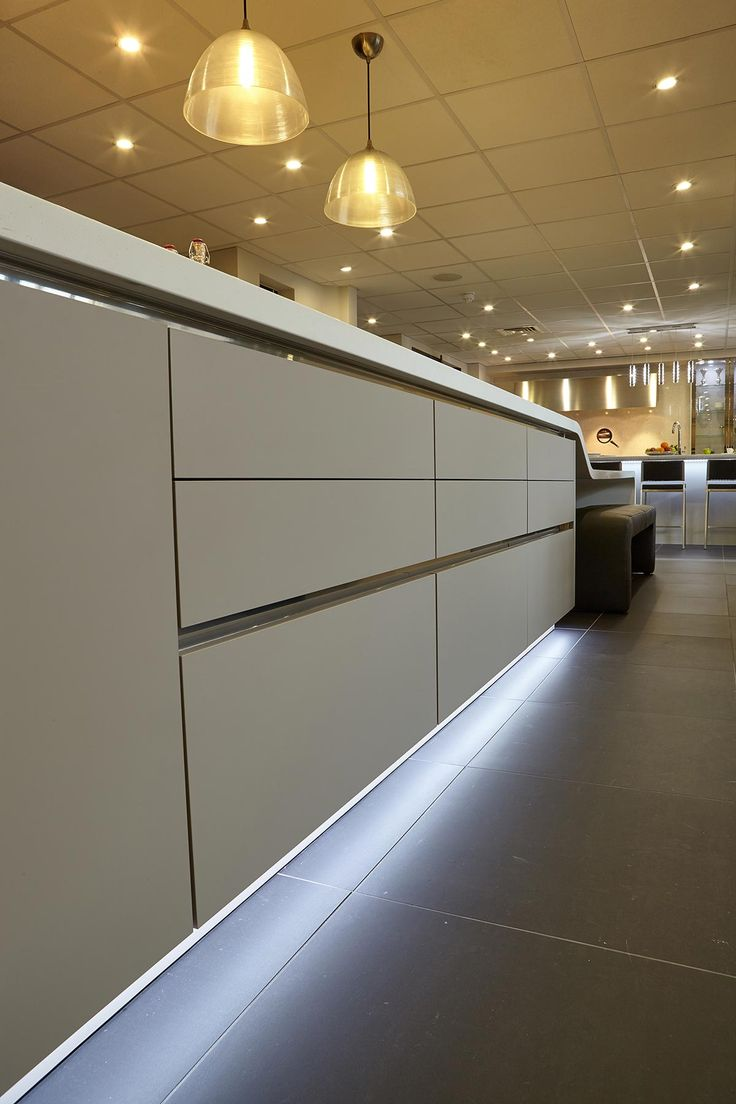 Siematic kitchen cabinets @ Spillers of Chard. Photography