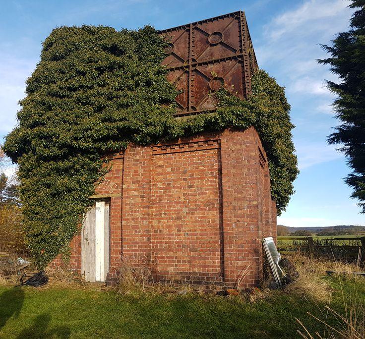 Battersby Junction water tank