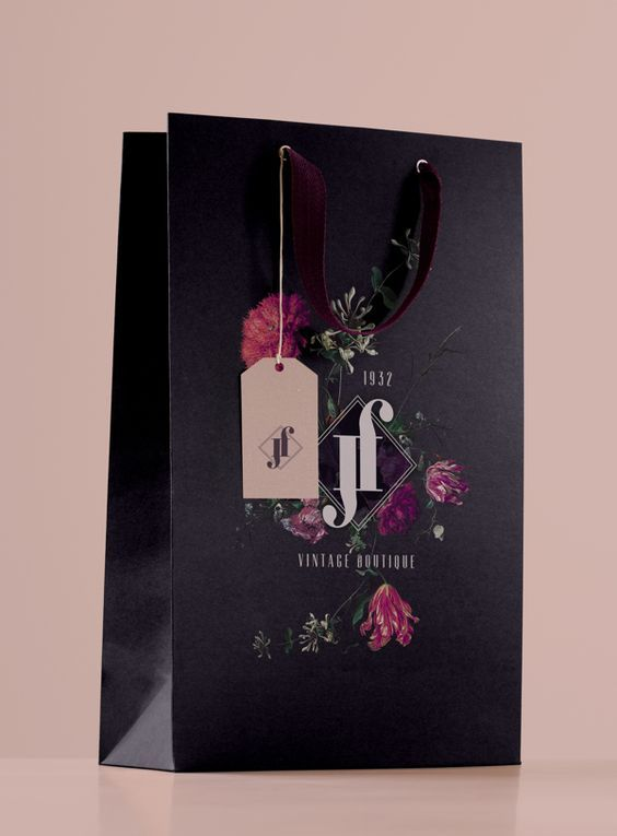 JF BOUTIQUE | Brand Identity by Valeria Santarelli