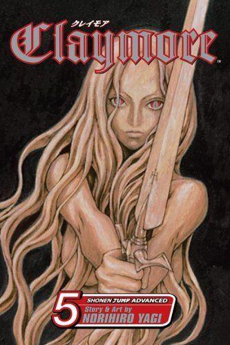 Claymore, Vol. 5 by Norihiro Yagi. $7.99. Author: Norihiro Yagi. Publisher: VIZ Media LLC (December 5, 2006)