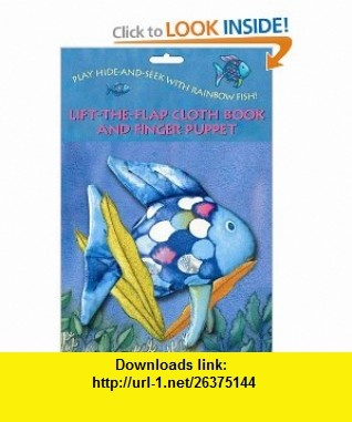 Rainbow Fish Hide and Seek Cloth Book  Finger Puppet (9780735820340) Marcus Pfister , ISBN-10: 0735820341  , ISBN-13: 978-0735820340 ,  , tutorials , pdf , ebook , torrent , downloads , rapidshare , filesonic , hotfile , megaupload , fileserve
