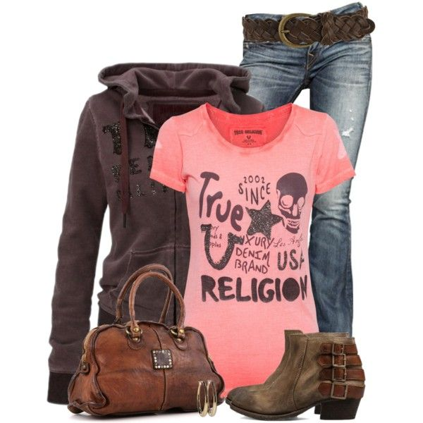 True Religion by daiscat on Polyvore