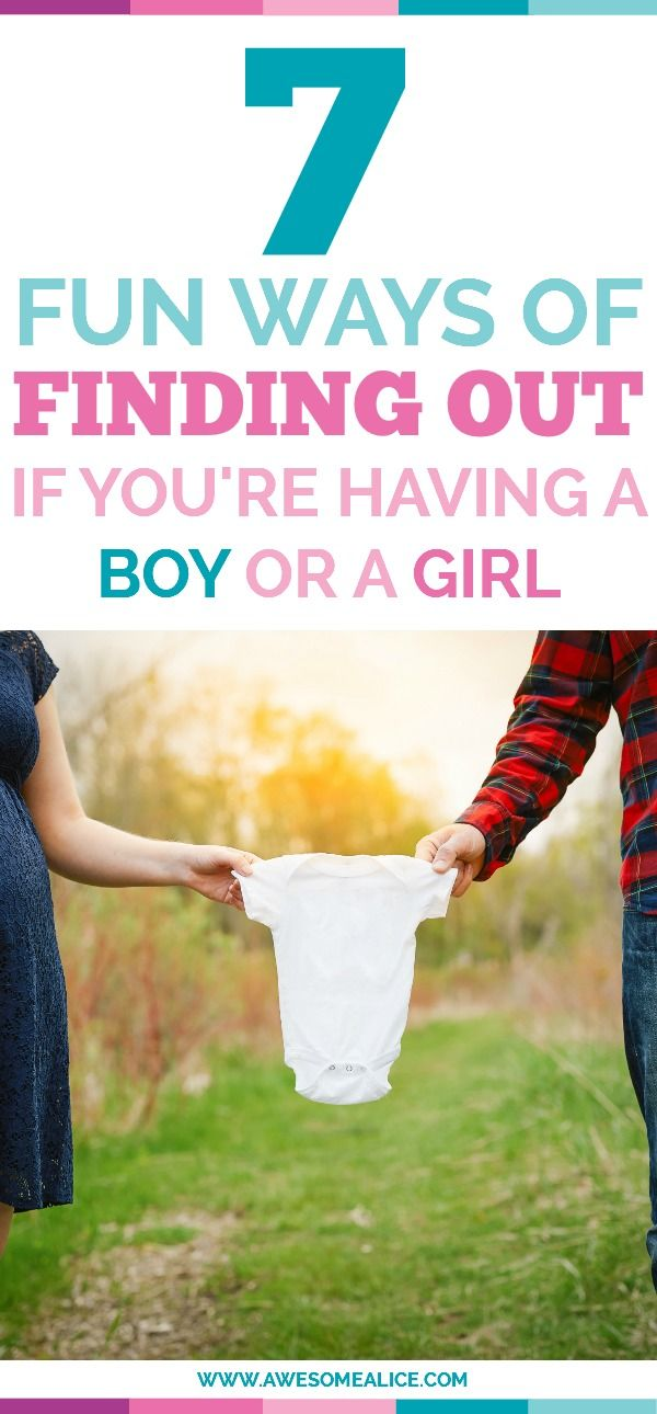 """If you can't wait to find out the answer to the question """"Am I having a Boy or Girl?"""" there are methods you can use to predict the gender right now!"""