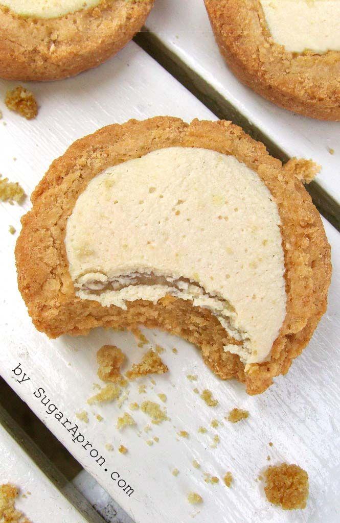 New York Cheesecake Cookies | Cheesecake Cookies, York and Cheesecake