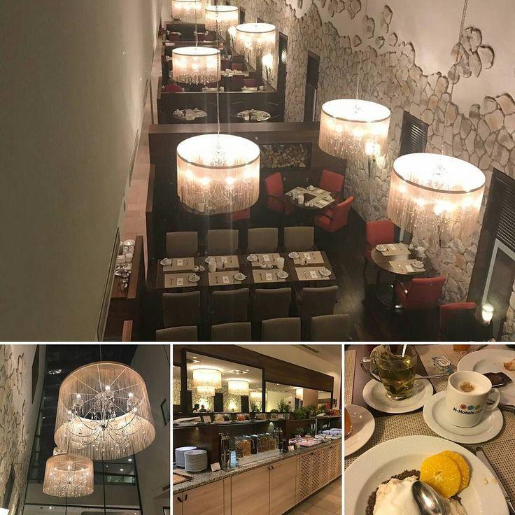 Guten Morgen aus #Münster  Mit einem ausgedehnten #Frühstück startet man doch viel besser in den Tag  #hhotels #h4hotel #reisen #urlaub #travelstagram #goodmorning #traveling #holiday #breakfast
