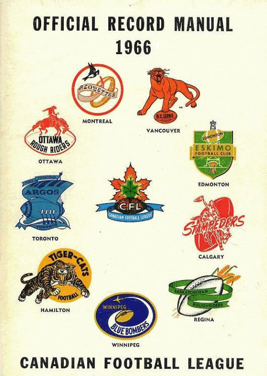 canadian football league emblem | ... Canadian Football League (CFL) - Chris Creamer's Sports Logos Page