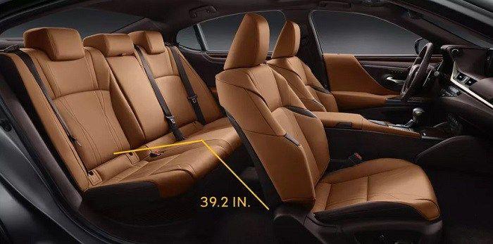 New 2019 Lexus Es 350 Es 300h Release Date Specs