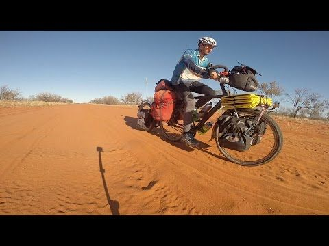 Bicycle Touring Outback Australia