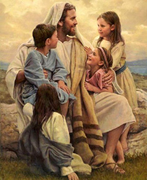 Children hold a special place in HIS HEART... Their innocence and unconditional love and trust are the qualities . He admires most preaching to HIS disciples , HE said.