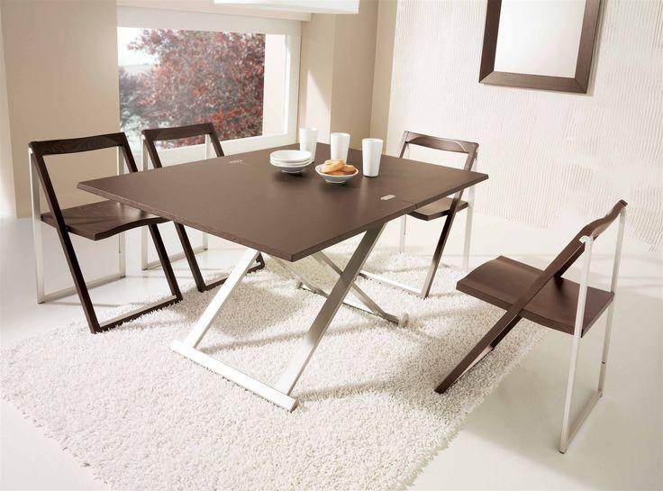 Modern Folding Kitchen Table