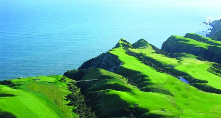 A luxury golfing holiday at Cape Kidnappers - New Zealand