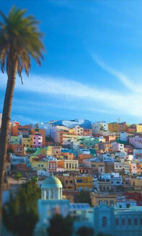 Risco S.Nicolas Las Palmas de Gran Canaria