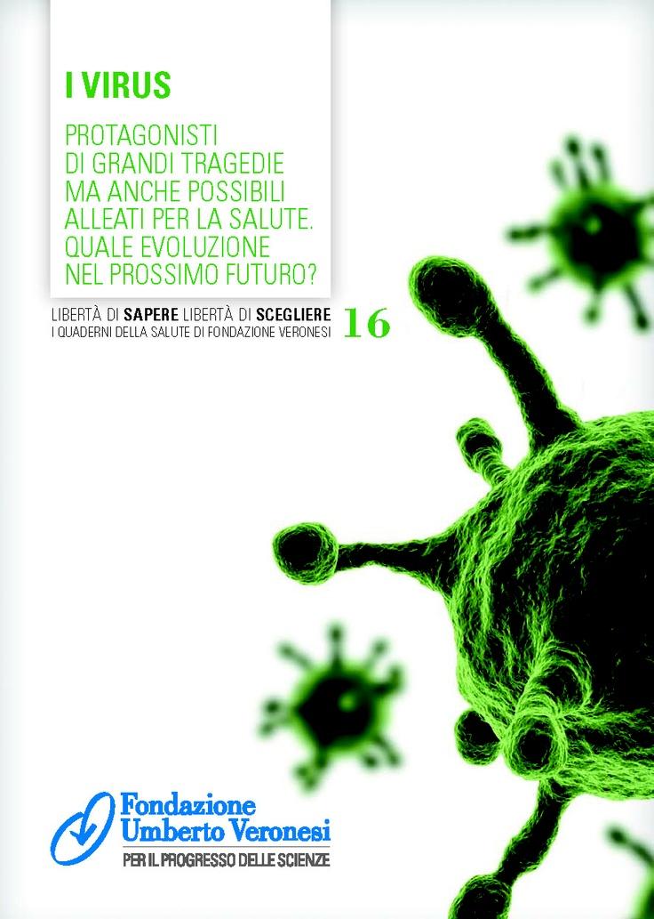 #virus: possibili alleati della salute? La risposta sul nostro quaderno della salute!