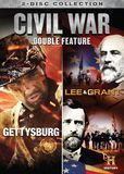 Civil War Double Feature: Gettysburg/Lee & Grant [2 Discs] [DVD]