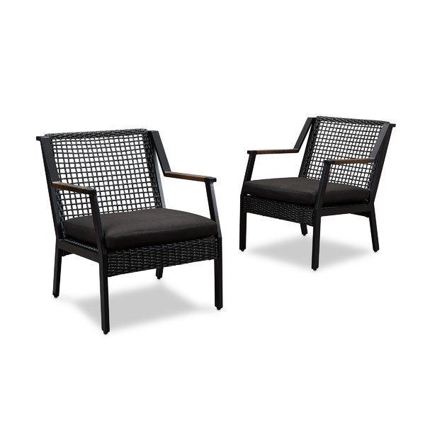 Calvin Patio Chair With Cushion